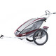 Thule Chariot CX2 + Cycle Kit Burgundy (10101324)